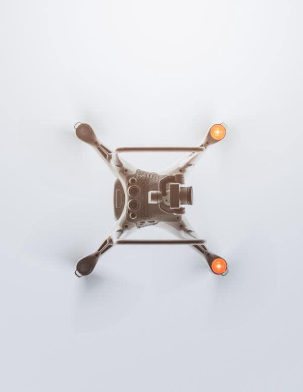 Dron do fotografii i filmowania z powietrza DJI