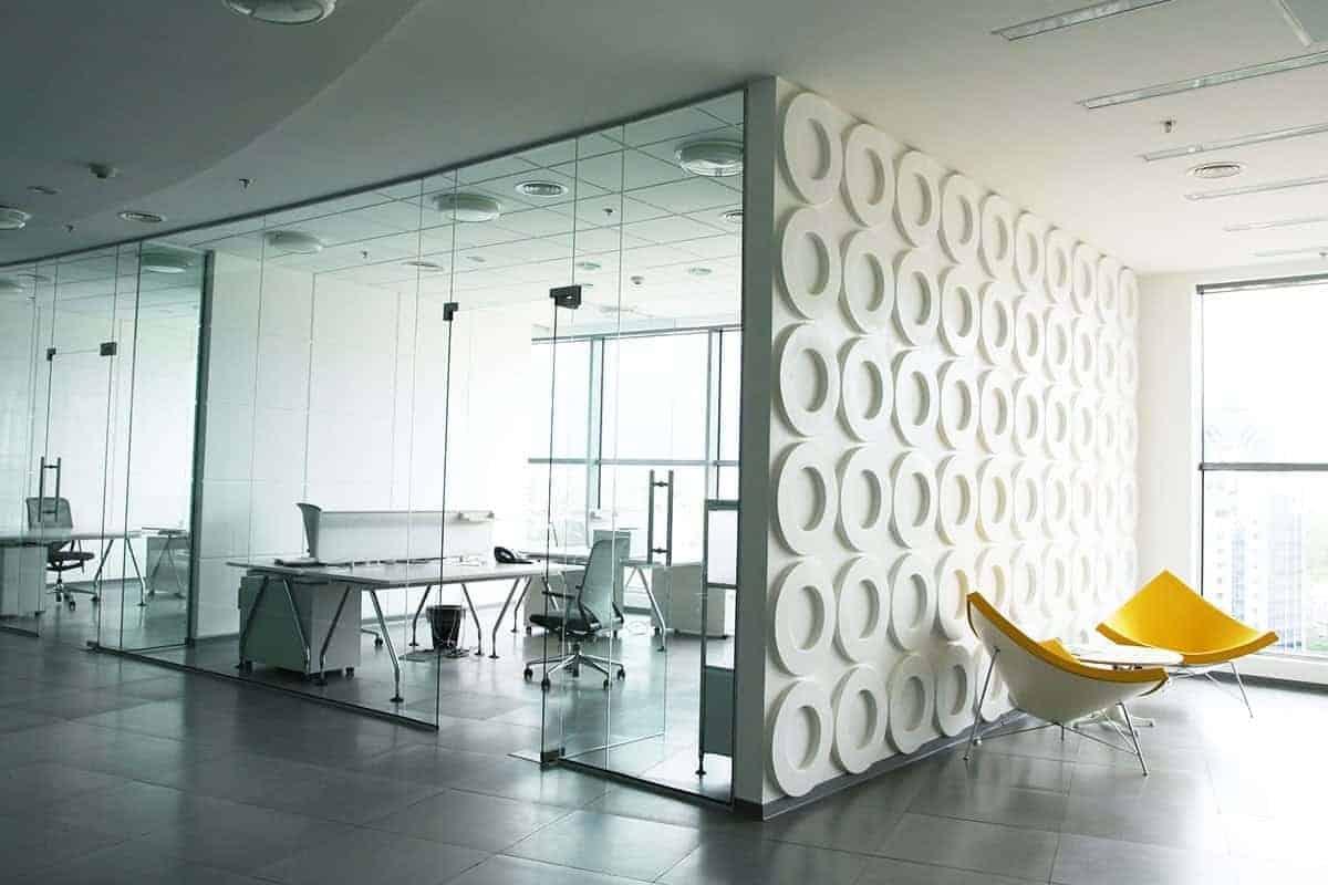 Fotografia wnętrza firmy / biura