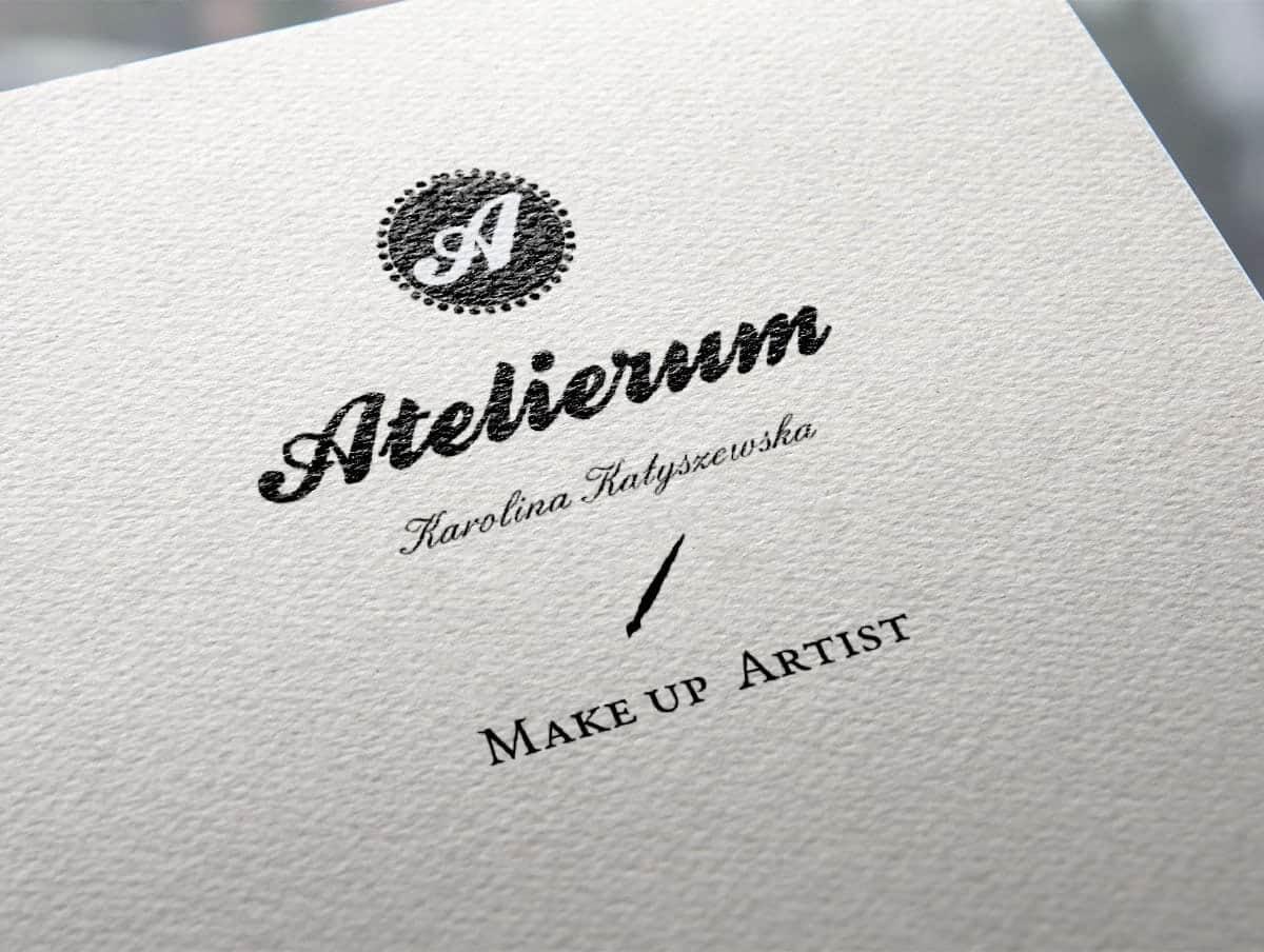 Logo na papierze firmowym
