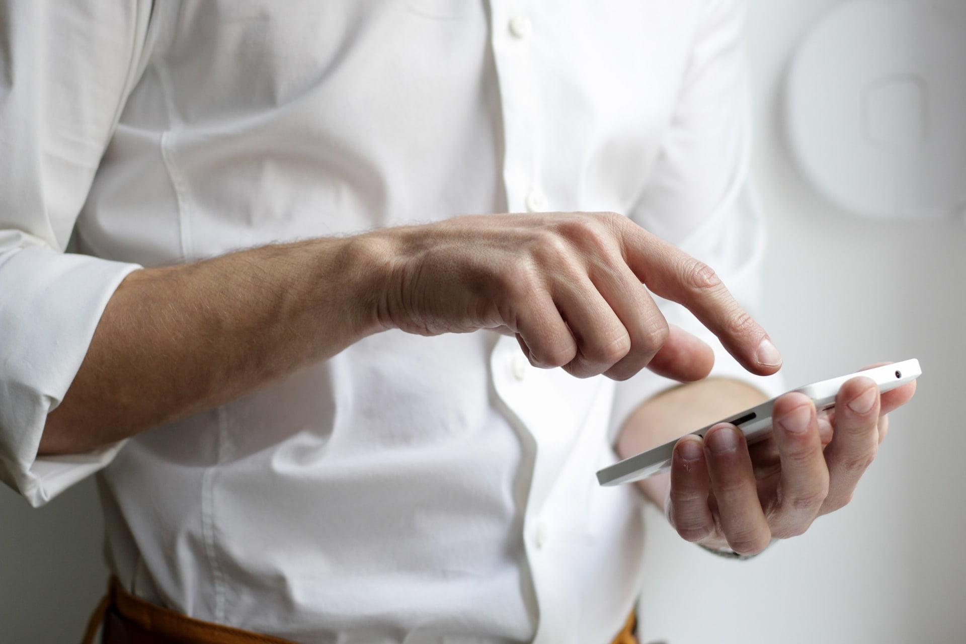 Reklamy w aplikacjach mobilnych