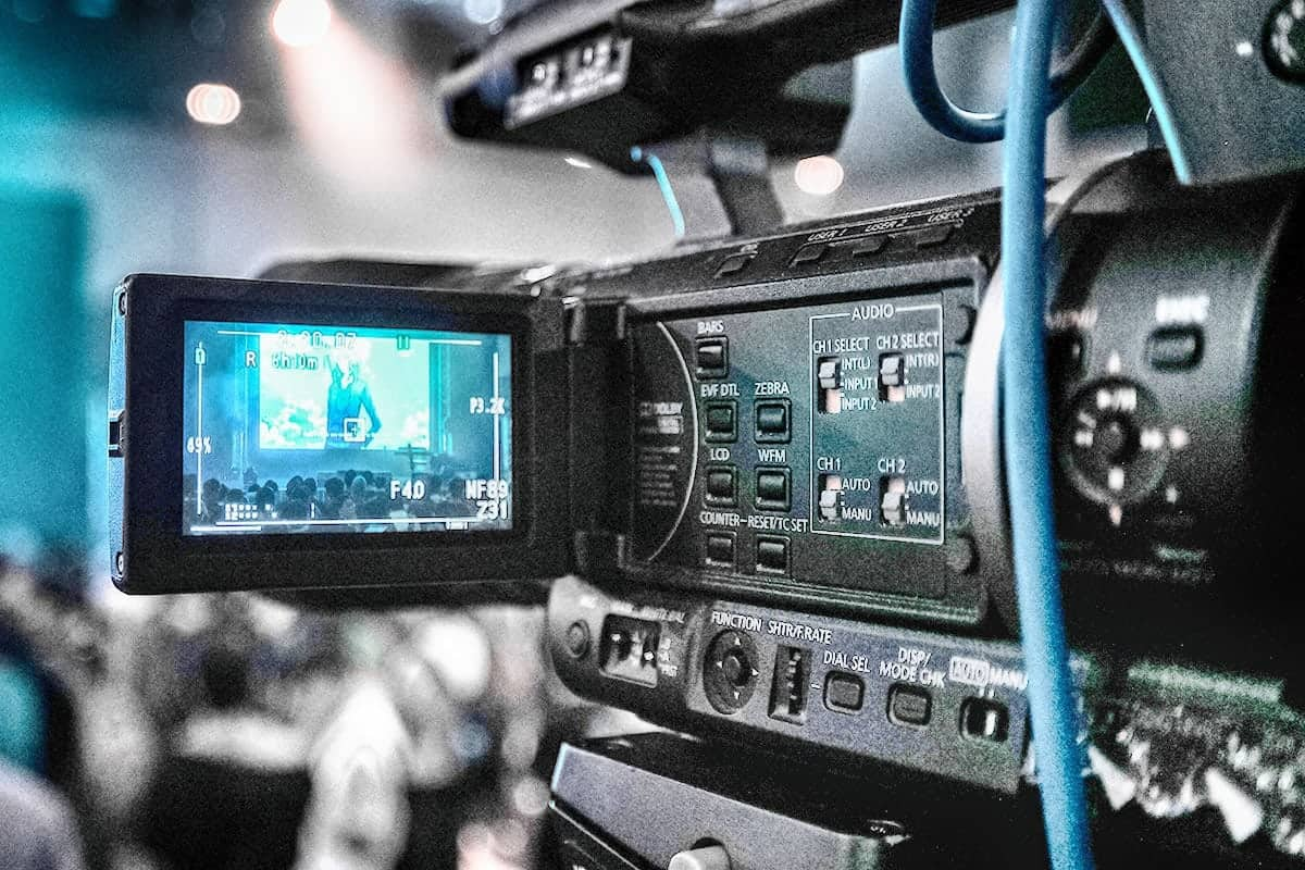 Do filmowania produktów używamy nowoczesnego sprzętu wideo