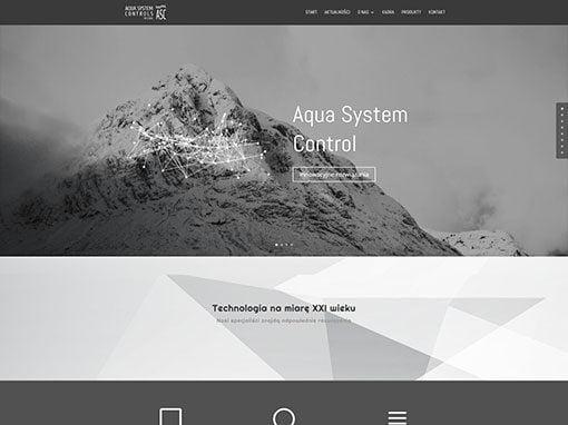 Strona WWW dla ASC Polska