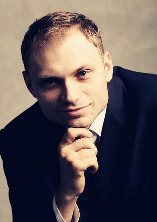 Dawid Ziółkowski, założyciel Studia A7