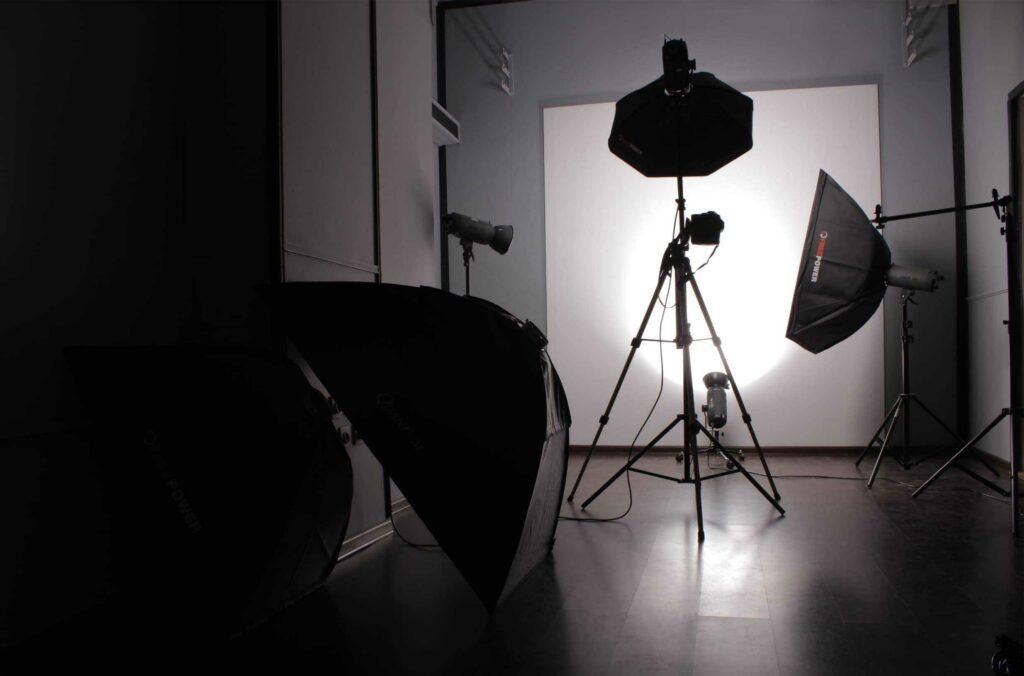 Wynajem studia fotograficznego - Bydgoszcz